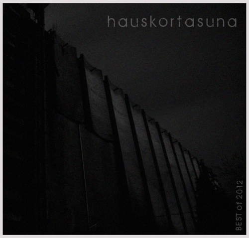 hauskortasuna best of 2012-blog